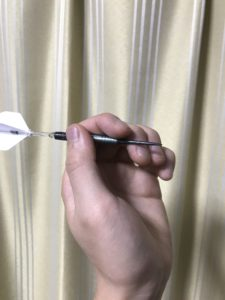 3フィンガーグリップの形
